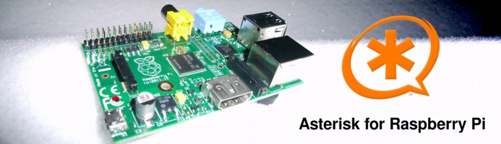 Asterisk for Raspberry Pi